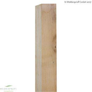 Holzpfosten Robinie quadratisch, gehobelt, 7x7 und 9x9