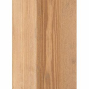 Holzpfosten Kiefer quadratisch, gebeizt, 7 x 7 x 180